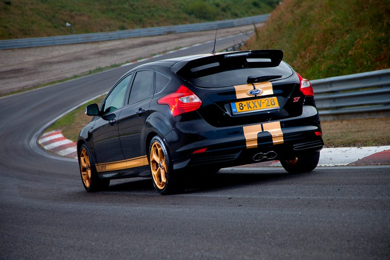 Hertz Should Offer The Ford Focus ST-H In The US, But They're Not