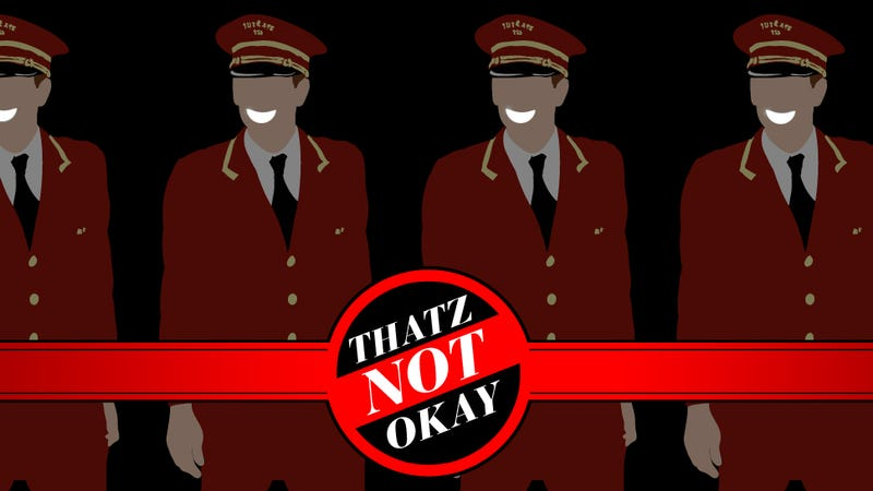 Thatz Not Okay: A Doorman at the Gates of Hell; A Bus Full of Lies