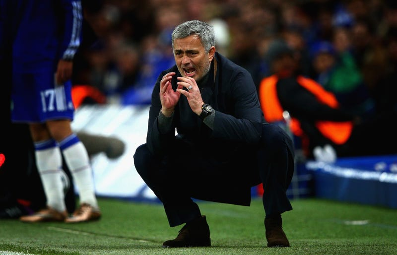 A 'palpable discord' with his Chelsea players led to Jose Mourinho's departure