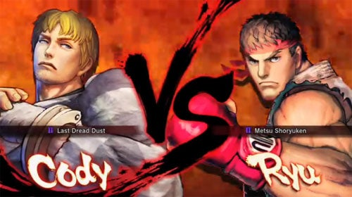 Super Street Fighter IV: Adon Vs. Ken Vs. Cody Vs. Ryu
