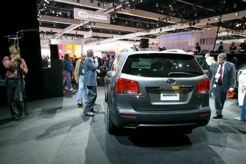 2011 Kia Sorento Gallery: L.A. Auto Show