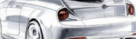 Alfa Romeo Junior Sketch Revealed