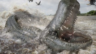 This Ancient Crocodylian Has Set The Record For The Most Powerful Bite