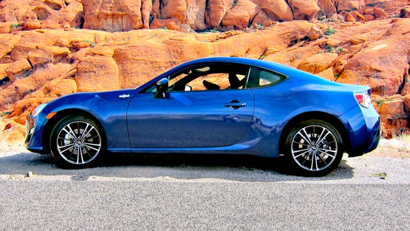 Scion FR-S: First Drive