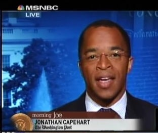 Exclusive Jon Capehart Morning Newspaper Flap Fiasco Scandal Explanation!