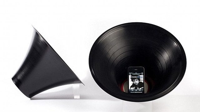 An iPhone Speaker for People Who Hate Quality Sound