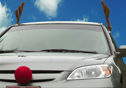 Reindeer Conversion Kit is Just the Right Amount of Tackiness