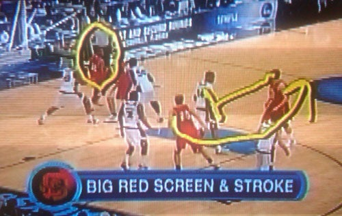 Subliminal Telestrator Messages Get A Lot Less Subliminal