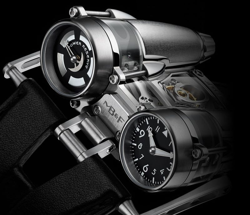 This is a Watch, Believe it or Not
