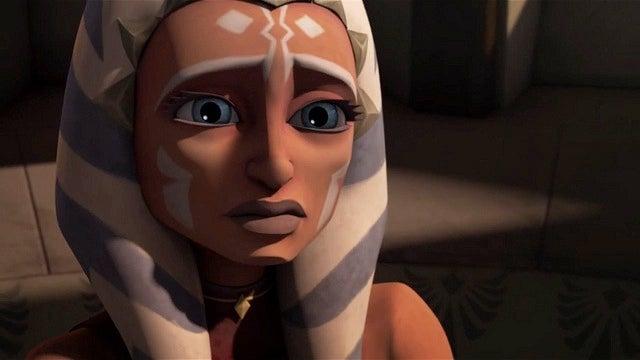 Noooooooo! Lucasfilm is canceling Clone Wars without revealing Ahsoka's fate