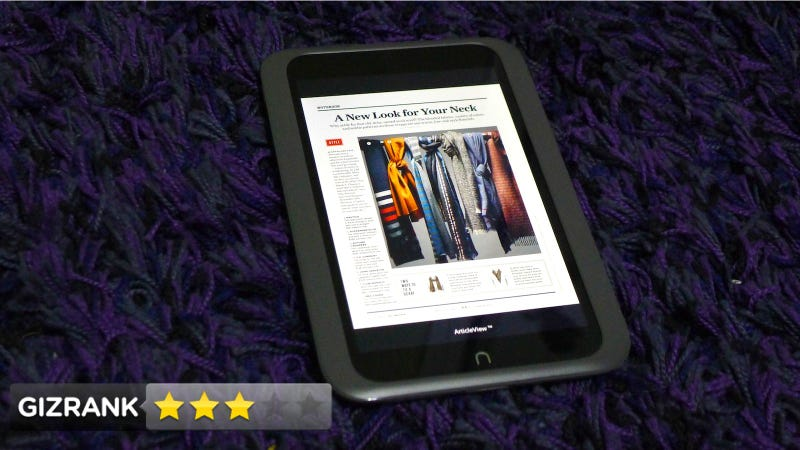 Nook HD Review: Is a Sweet Screen Enough?