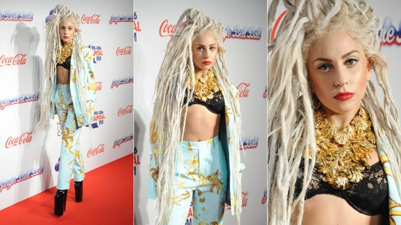 Lady Gaga Is a Surly Sea Witch