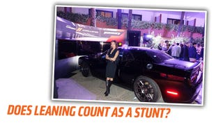 "<i>Furious 7</i>'s ""Only Female Stunt Driver"" Admits She Lied About Movie"