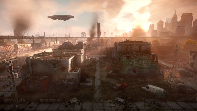 The Next Homefront Game Is Set In A Future Philadelphia