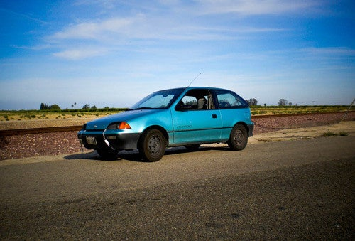 The Fabulous Geo Metro