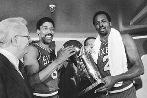 Dr. J Selling His Championship Rings. Possibly Related: Dr. J Sued For Defaulting On A Loan