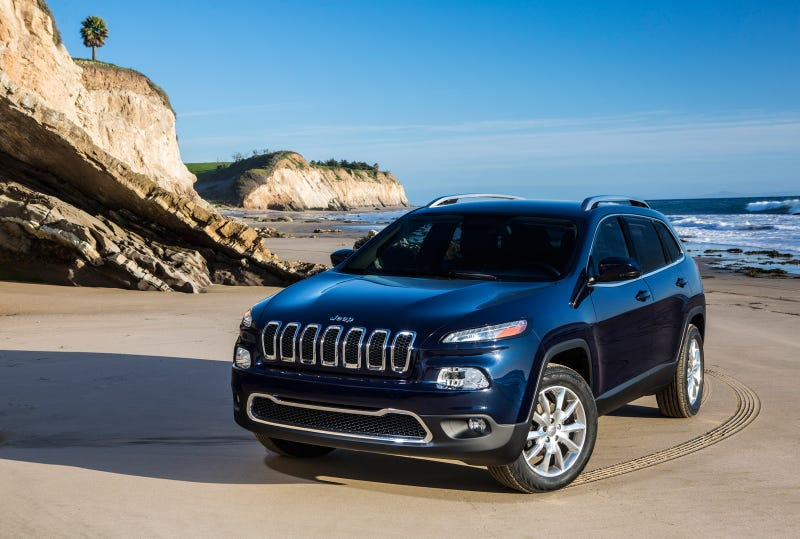2014 Jeep Cherokee: We Told You This Was It