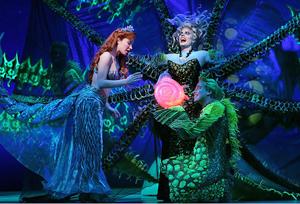 The Little Mermaid On Broadway: It's A Sinker