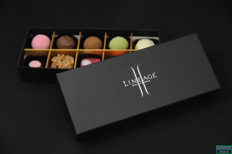 Lineage II Chocolates? Yum.