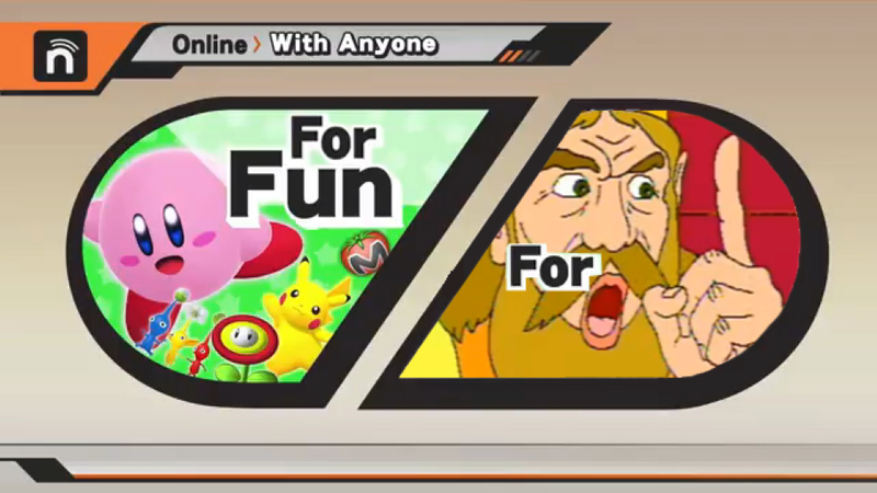 The Internet Reacts To New Smash Bros. Reveals