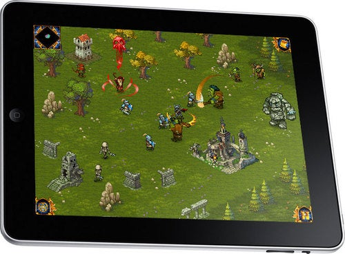 HeroCraft Fills The iPad With Majesty