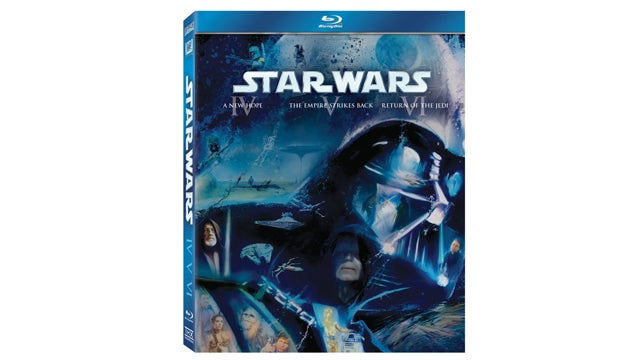 Pre-Order the Star Wars Blu-ray Boxset For Only $40