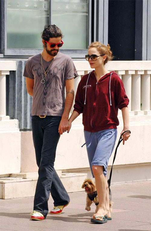 Natalie & Devendra Have The Look Of Love