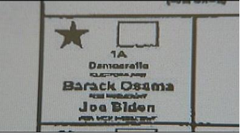NY Sends Absentee Voters 'Osama' Ballots
