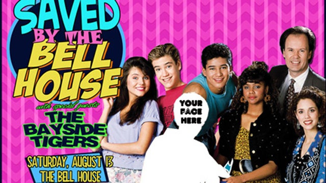 Saved By the Bell's Screech Doesn't Want to Be on Your Poster