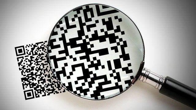 April Fool's Day QR Code Scavenger Hunt