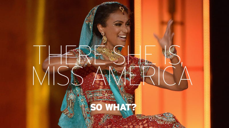 Why I'm Not Proud an Indian-American Is Miss America