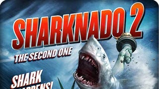 The Definitiver Review of Sharknado 2