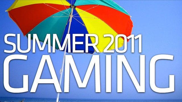 Check out Kotaku's weird video game summer: Gears of War 3 and more!