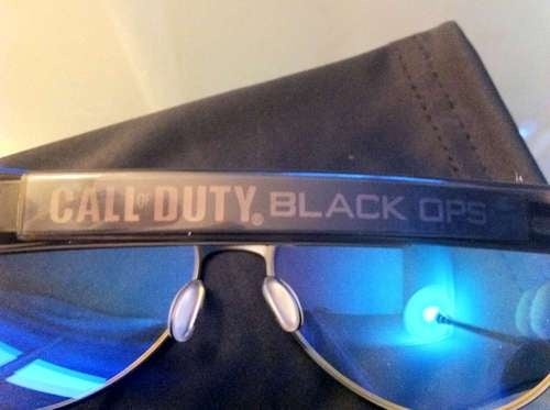 A Visual Guide to the Black Ops Sunglasses