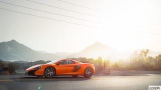 McLaren 650S Spider. DRIVEN
