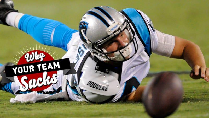Why Your Team Sucks 2014: Carolina Panthers
