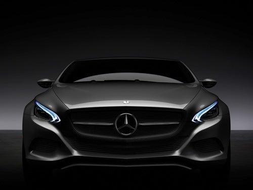 Mercedes F800 Gallery