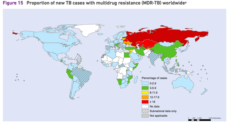 The Coming Antibiotic Crisis, Revealed in Maps