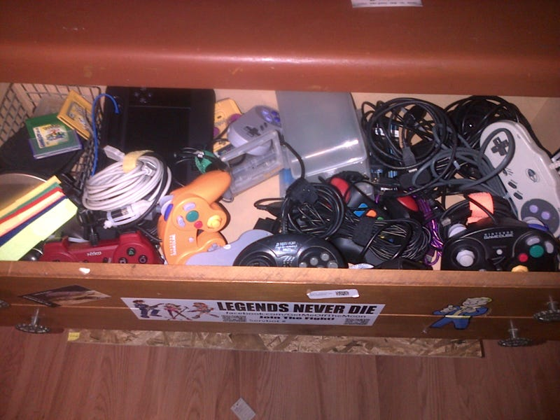 A Guided Tour of My Gaming Collection (Or; Pro-Tips for Collecting)