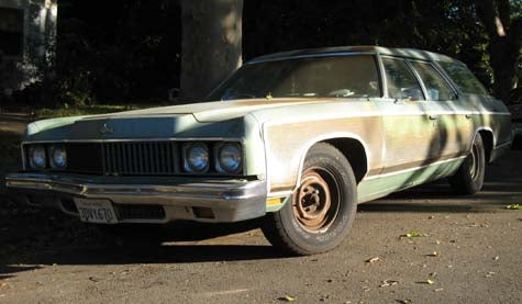 1973 Chevrolet Caprice Estate Wagon