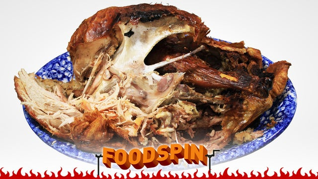 The Foodspin Thanksgiving Reader