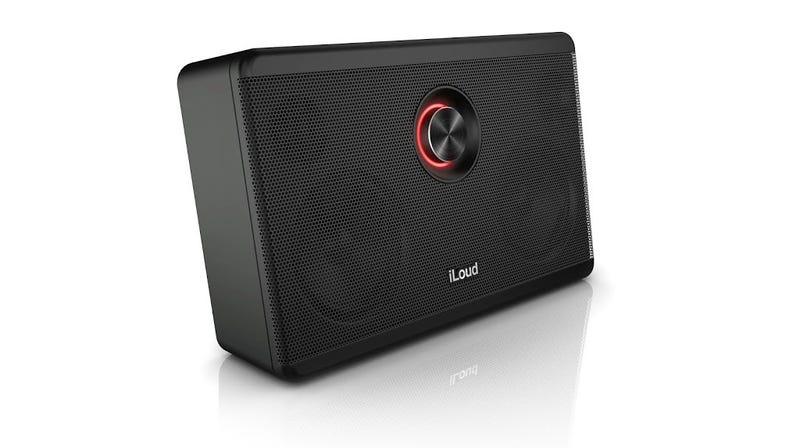 Get 20% Off The iLoud – A Premium Bluetooth Speaker (Gizmodo Exclusive)
