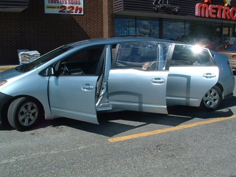 Prius Stretch Limo: 2 More Seats, Equally Bad Fuel Economy