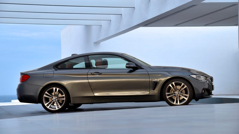 The 2014 BMW 4-Series Will Reportedly Start At $40,500