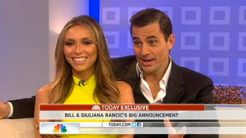 Finally, Giuliana Rancic is Expecting a Baby (via Gestational Carrier)