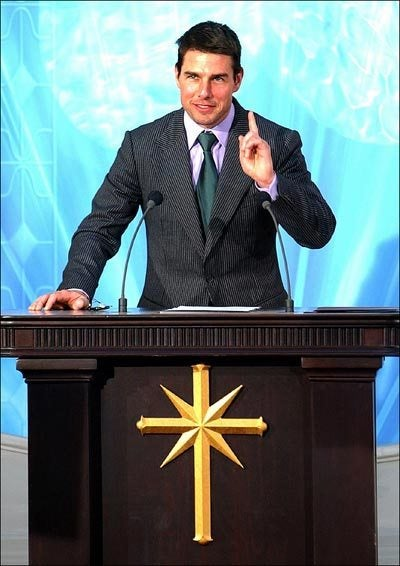 The French Are Not Buying This Scientology Thing