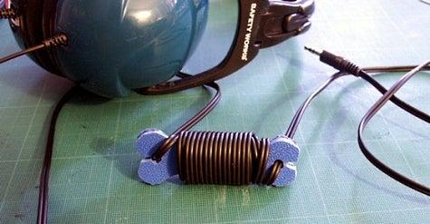 DIY cable shortener
