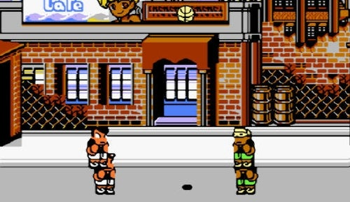 Box Scores: River City Ransom Basketball