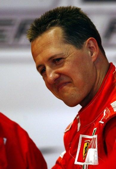 Schumacher Cancels F1 Comeback