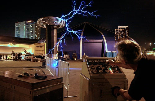 Lightning On Demand - With Drinks!
